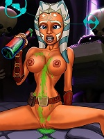Kinkiest hoes from Star Wars show what they're up to