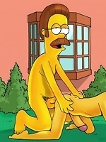 The Simpsons turn Springfield into US gay capital